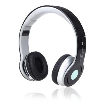 Foldable Wireless Bluetooth Stereo Headphone
