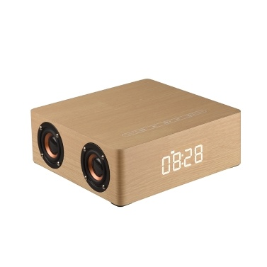 $8 off Q5C Wooden BT 4.2+EDR Subwoofer S