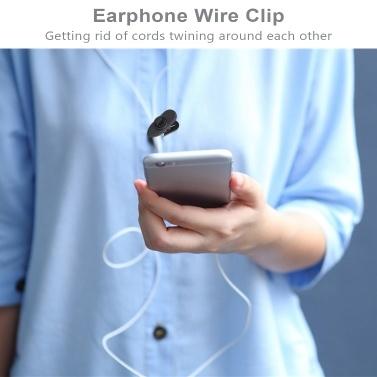In-Ear-Kopfhörer Ohrhörer Kabelgebundenes Headset Kompatibel mit Smartphones Tablets Computer MP3-Player für alle 3,5-mm-Schnittstellengeräte