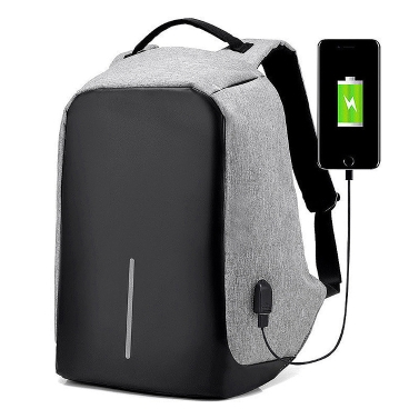 € 4 de réduction pour sac à dos décontracté multifonction avec connexion USB seulement € 15,35