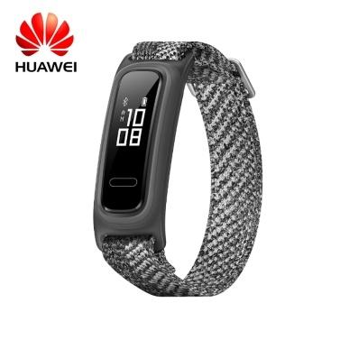 HUAWEI Band 4e Smart Armband Fitness Tracker Armband Laufen Basketball Handgelenk & Schuhe Modus 5ATM Wasserdicht