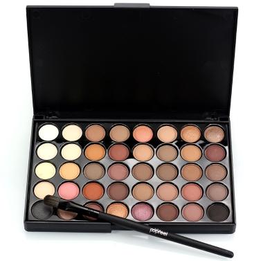 40 color Professional Camouflage Concealer Make Up Cream New Palette