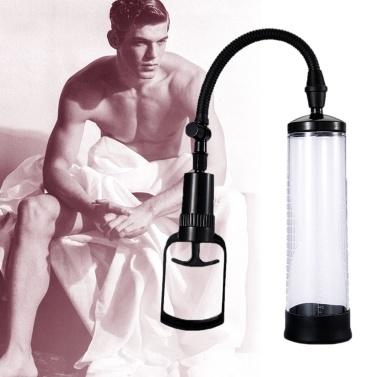 Male Masturbation Equipment Penis Vacuum Pump Enhancement Male Genital Organs Enlargement Extender Enlarger Adult Products Sex Toys For Men