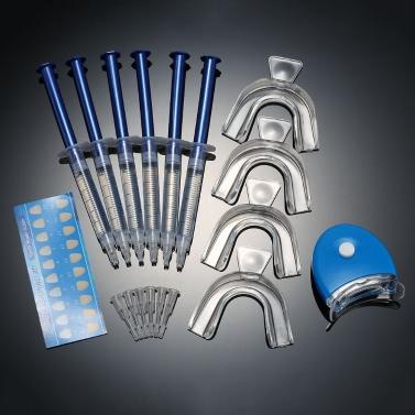 12pcsTeeth Whitening Care Home Kit Teeth Tools