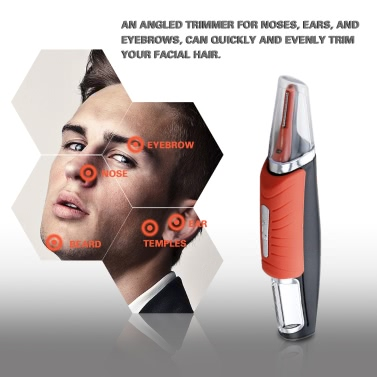 Multifunctional Portable  Personal Touch Shaver Clipper Trimmer with LDE Light
