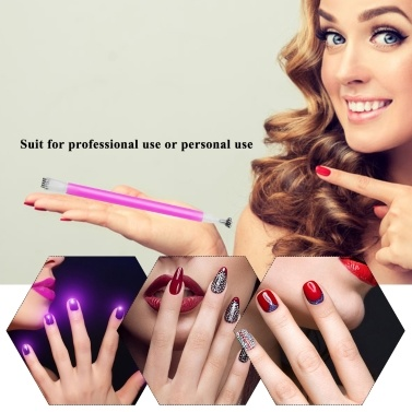 Manicure Print Tool DIY