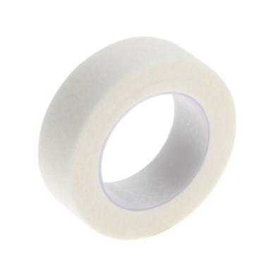 5 Stück Wimpernverlängerung Fusselfrei Augenpads Weiß Band Under Eye-Pads Papier für falsche Wimpern Patch-Make-Up-Werkzeuge
