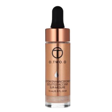 O.TWO.O Face Highlighter Foundation Shimmer Liquid Facial Contour Concealer Cream Face Make Tool