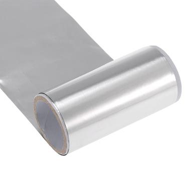 1pc Nail Art Polish Foil Aluminum Soak Foil Paper Nail Remover Wraps Manicure Removing Foil Silver