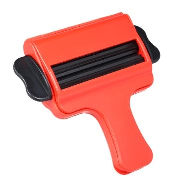 Kunststoff Friseursalon Farbe Creme Squeezer Professionelle Salon Pigment Extruder Zahnpasta Squeezer Friseur Werkzeug Zufällige Farbe