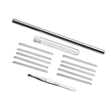 Stich-Stift-Bart-Augenbraue, die Friseur skizziert