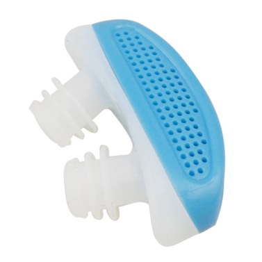 Silicone Mini 2 in 1 Anit-Snoring Device