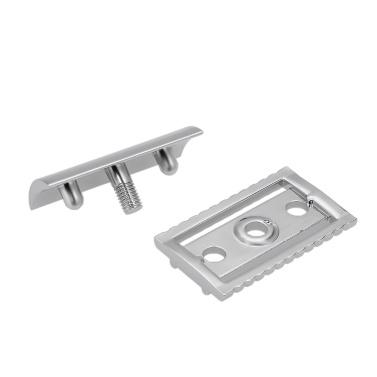 Stainless  Manual Double Edge Safety Razor