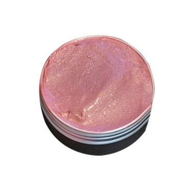 Disposable Temporary Hair Dye Cream Molding Paste