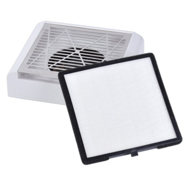 40W Manicure Flat Plate Dust Collector