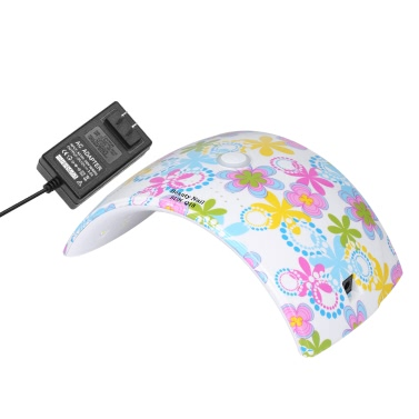 36 Watt LED UV Nagel Lampe Nagel Gel Trockner Fingernagel & Zehennagel Gel Aushärtung Weißes Licht Blume Muster Nail art Malerei Nagel Werkzeug Optional US / EU / UK / AU Stecker