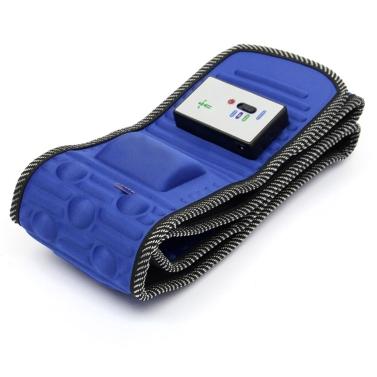 Elektrischer Körper, der Gurt-Hitze-Funktion Vibra-Vibrations-Gewichts-Verlust-Abweisungs-fette Massage abnimmt Maschine abnimmt