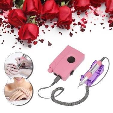 Elektrischer Nagel-Bohrgerät-Maschinen-Ausrüstungs-Fachmann-Nagel-Poliermittel-Satz