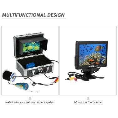 7 Inch LCD Color Screen Video Monitor