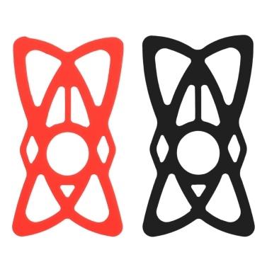 2 Stück Silikon-Sicherheitsbänder Ersatzbänder