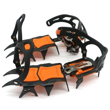 14 Teeth Ice Crampons Winter Snow Boot Shoes Ice Gripper