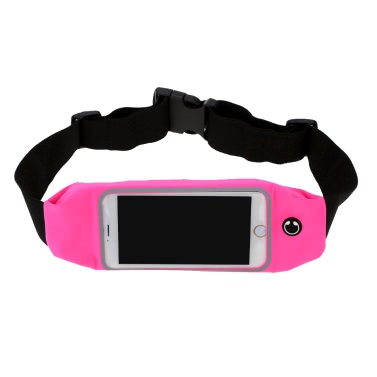 4.7in Running Sport Waist Bag Mobile Phone Pouch Wallet Case Belt Bag