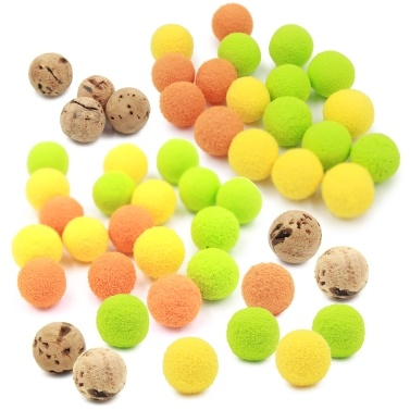 10mm Carp Fishing Bait Floating Ball Soft Bait Floating Beads Feeder