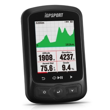 iGPSPORT IGS618 GPS Cycling Computer