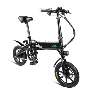 FIIDO D1 14 Polegada Folding Power Assist Bicicleta Eletric