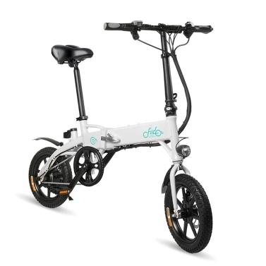 FIIDO D1 14インチ折りたたみパワーアシストEletric自転車