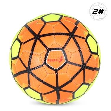 サイズ2の子供のサッカーボール