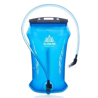 Sports Water Bottle TPU Drinking Bag Portable Water Bladder