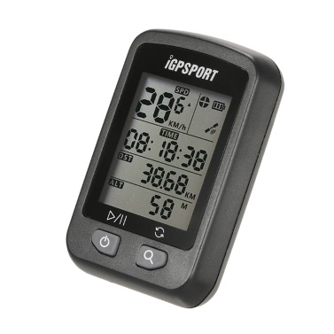 iGPSPORT iGS20E Rechargeable Bicycle GPS Computer