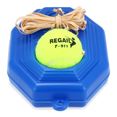 63% OFF Self Training Tennis Tool,limited offer $4.99