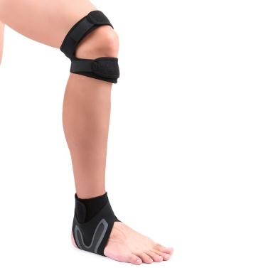 1 Pair Knee and Ankle Supports Set