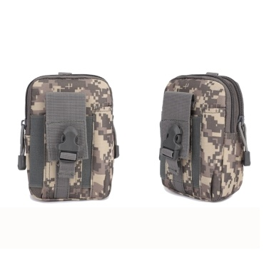 55% OFF BL064 Fashion Tactical Camouflage Waist Bag,limited offer $5.42