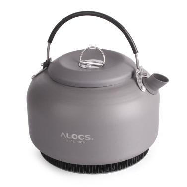 ALOCS 1.4L Titanium Kettle Water Teapot