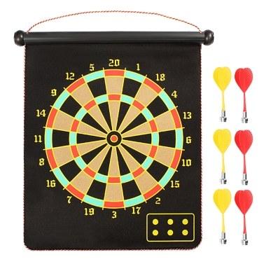 12-inch Magnetic Dart Board Darts