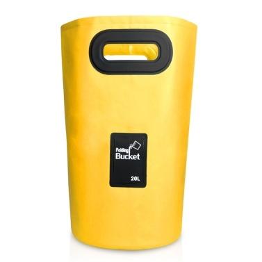 15L Faltschaufel Outdoor Wasserdichter Beutel Packsack