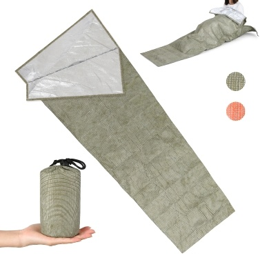 Portable Outdoor Camping Sleeping Bag Waterproof Emergency Survival Sleeping Bag Sack for Hiking Camping
