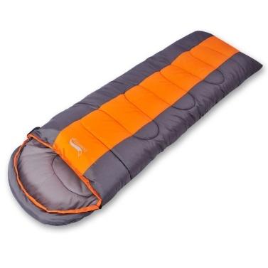 Camping Sleeping Bag Lightweight 4 Season Warm Envelope Backpacking Sleeping Bag for Outdoor Traveling Hiking