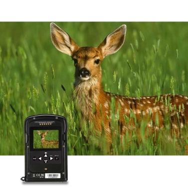 Tragbare MMS GSM Wildlife Jagd Kamera 12MP HD Digital Infrarot Scouting Trail Kamera 940nm IR LED Video Recorder Regen-Beweis