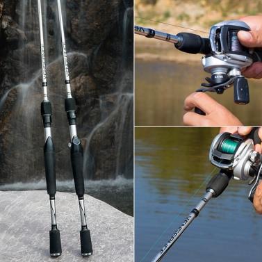 ABU GARCIA VENGEANCE Spinning Rod Carbon Lure Casting Rod Spinning Fishing Rod M/ML Power