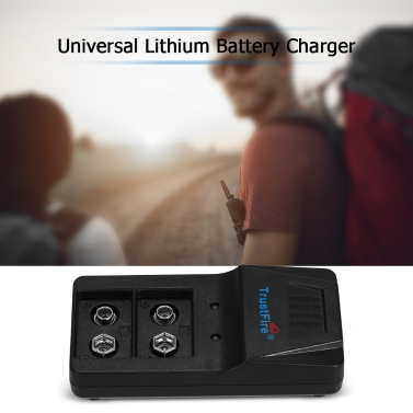 Universal Lithium Battery Charging Rechargeable Micro USB Charging Interface for 9V Rechargeable Lithium Battery
