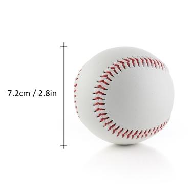 Fine-quality 9 PU Baseball Training Ball Soft Filling Combat Ball