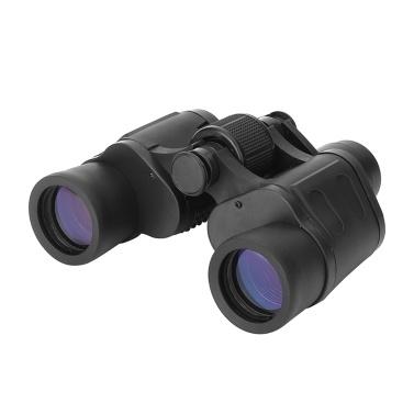 Outdoor 8X40 Lightweight Powerful Binocular HD Telescope Military Waterproof Compact Clear Prism Surveillance Binoculars Hunting Bird Watching Traveling Hiking