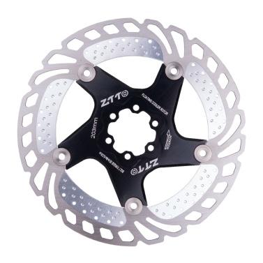 MTB DH Fahrradscheibenbremse Kühlung Schwimmender Rotor