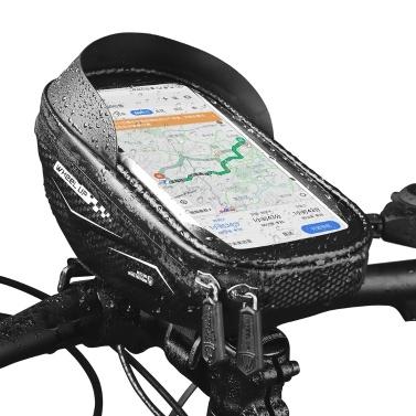 Bike Frame Bag Front Tube Bag