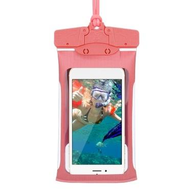 IPX8 Handy wasserdichte Tasche Transparente TPU wasserdichte Handytasche Packsack