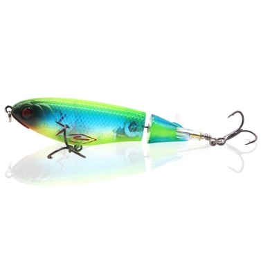 10.5cm/17.3g Fishing Lures Propeller Hard Bait Floating Pencil Wobblers Spinning Fishing Lure Outdoor Fishing Gear